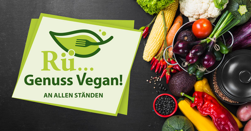 Rü… Genuss Vegan!